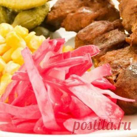 Шукрут из красной капусты и красного лука рецепт – постная еда: закуски