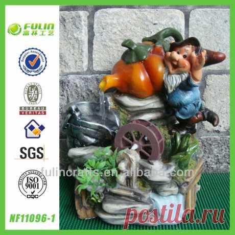 Колесо гном смолаы фонтан для продажи-Изделия из смолы-ID продукта:1501990574-russian.alibaba.com
