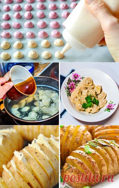Гениальные хитростеи, которые сделают вас богом кулинарии