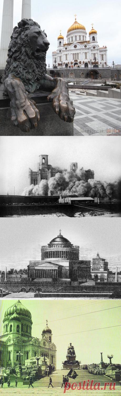 Храм, по которому можно изучать историю