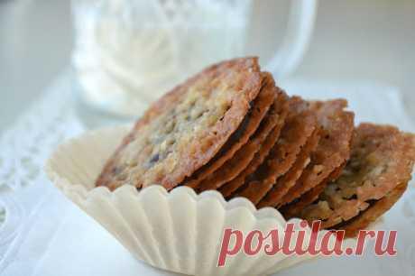 Copycat Pepperidge Farm Brussels Cookies | вид с Большого острова