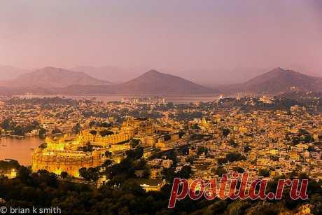 Удайпур - город озер среди индийской пустыни - Путешествуем вместе