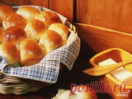 Булочки в хлебопечке - рецепт с фото на Повар.ру