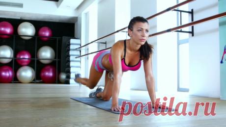 Упражнения для женщин после 40 в домашних условиях