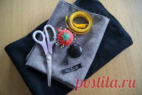 Создание большого модного шарфа