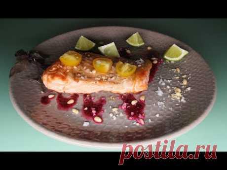 Форель на гриле! Минимум ингредиентов, максимум удовольствия! Смело готовьте на романтический ужин, Ваша вторая половинка будет в восторге!