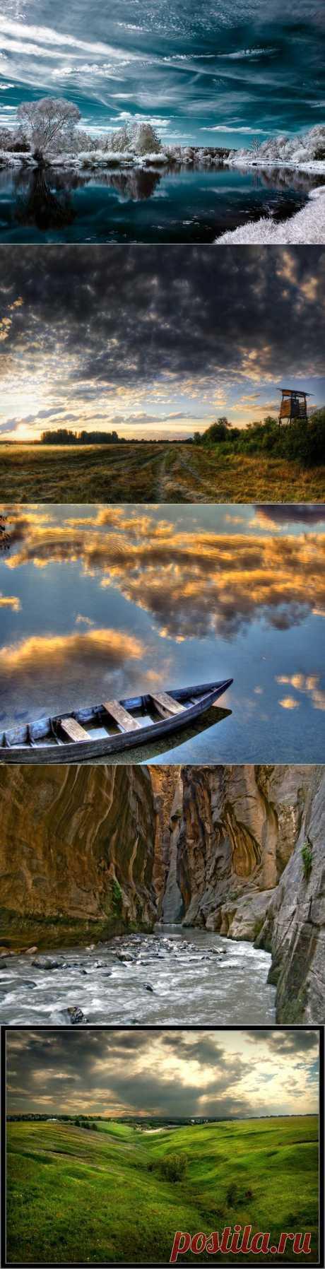 Красивая природа (39фото) » RadioNetPlus.ru развлекательный портал