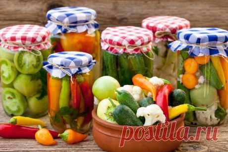 Pickles — 15 original recipes \/ pickles \/ 7dach.ru