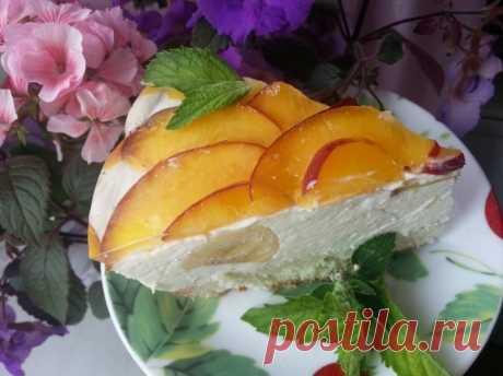 Творожный торт бланманже - рецепт - как приготовить - ингредиенты, состав, время приготовления - Леди Mail.Ru