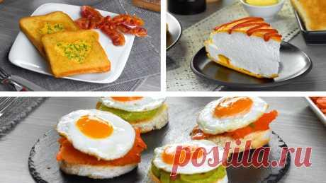 Вот почему яйца нужно хранить в морозилке. Это потрясающе! Самые классные и простые рецепты с яйцами и из яиц.