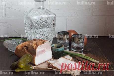 Сало в заварке – рецепт приготовления с фото от Kulina.Ru