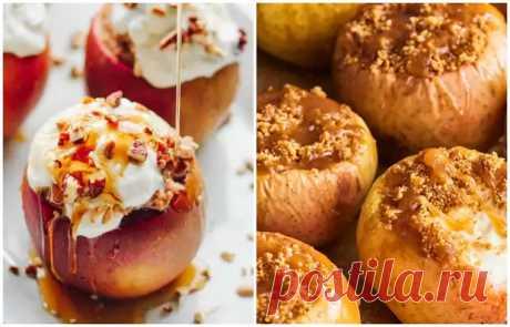 (46) Как запечь яблоки так, чтобы захотелось добавки: 7 рецептов на любой вкус - БУДЕТ ВКУСНО! - медиаплатформа МирТесен