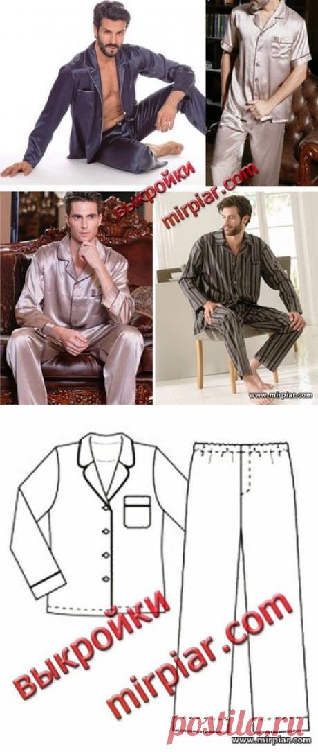 Buscar posts: выкройки пижам