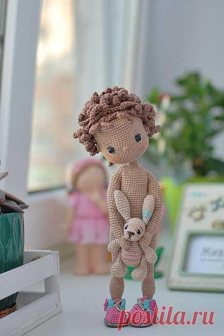 Crochet dolls, patterns and love ♥ by Katushka Morozova