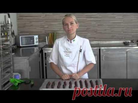 Бесплатный видео-урок по приготовлению шоколадных конфет Трюфель