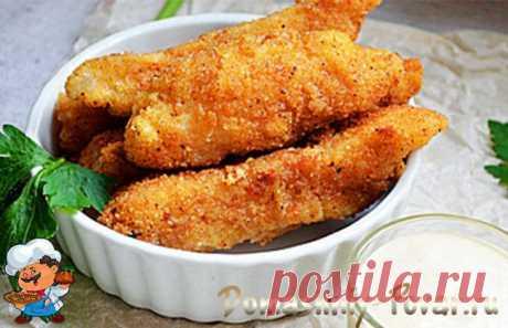 Как приготовить куриные наггетсы в домашних условиях :наггетсы  из куриной грудки на сковороде, рецепт с фото