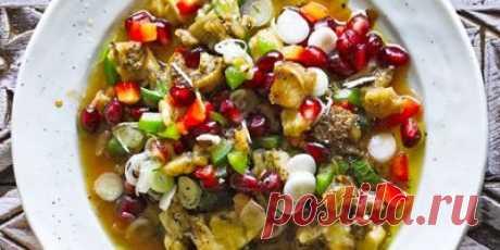 10 салатов из баклажанов, которые заставят по-новому взглянуть на овощ - Лайфхакер