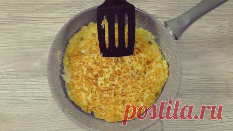 Если Вы имеете 2 яйца и кусочек капусты, то можете легко приготовить вкусное капустное блюдо | Рукоделочка | Яндекс Дзен
