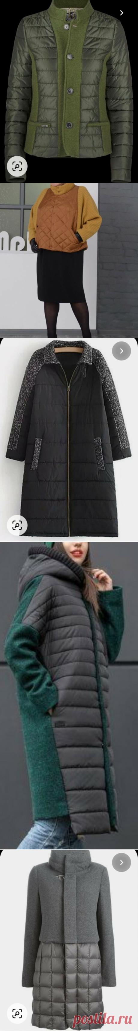Вторая жизнь: пальто и куртки- 9 идей для переделки.   Провинциалка в теме   Яндекс Дзен