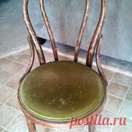 Красить мебель, не снимая старого покрытия