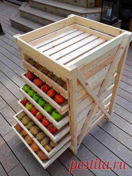 Ящик своими руками — варианты постройки и оригинальное применение ящиков