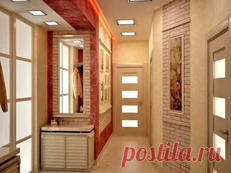 Создаем красивый интерьер маленькой прихожей - строительство, ремонт, дизайн, интерьер