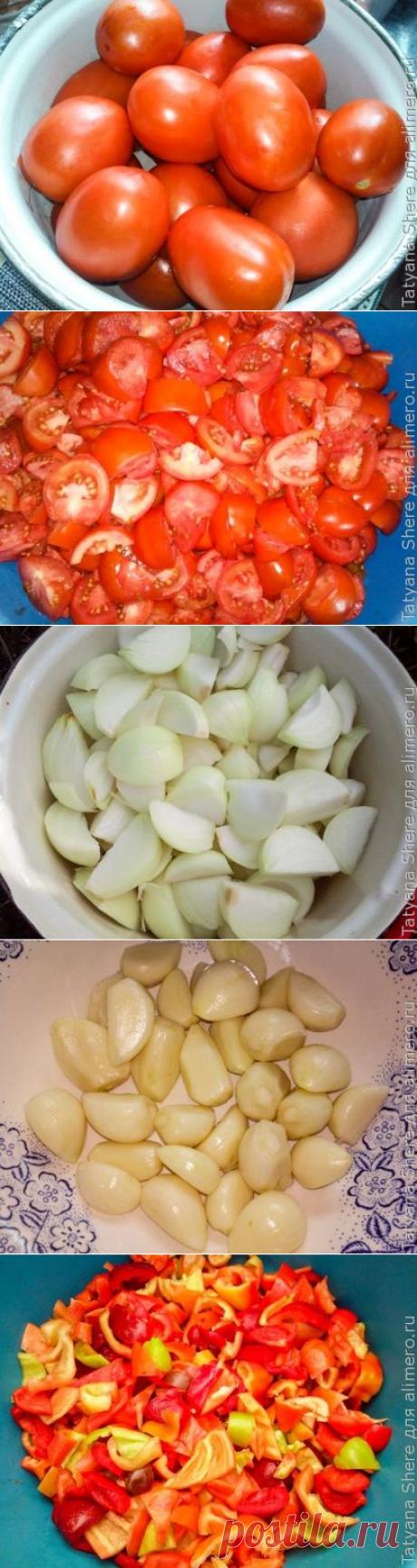 👌 Невероятно вкусный соус Сацебели из помидоров рецепт проще простого, рецепты с фото