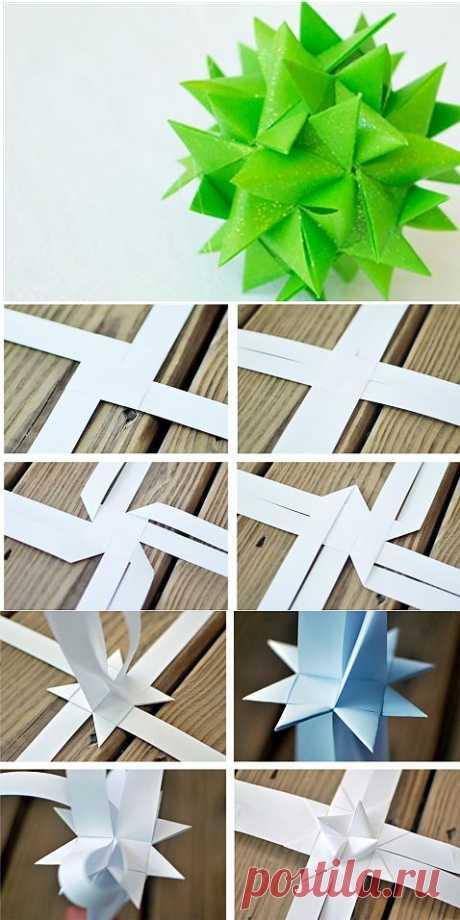 La estrella: el esquema inimaginablemente simple y tal modelo aéreo.