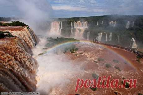 водопады Иуасу