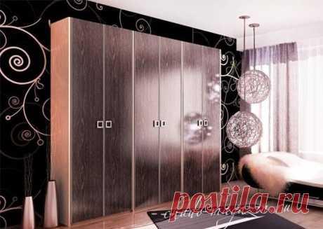 Распашной шкаф без зеркала: цена, фото, наличие
