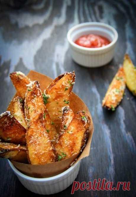 Эта закуска приведет в восторг всех любителей картошки — Вкусные рецепты