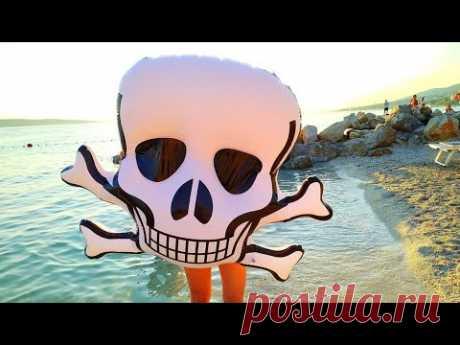 Трагедия на море,голодные раки и песчаные пляжи в Хорватии