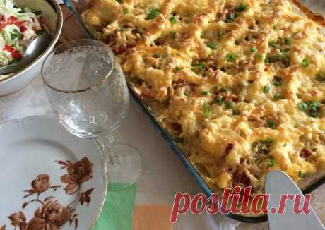 (9) Курица под шубой - пошаговый рецепт с фото. Автор рецепта Tatyana Mikhitarova . - Cookpad