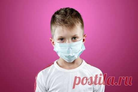 Врач рассказал о тяжёлых последствиях коронавируса у детей