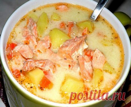 Рецепты 10 самых вкусных супов  Обязательно сохраните эту редкую подборку  1. Ароматный супчик с копчёной курицей и плавленным сырком 2. Гороховый суп с охотничьими колбасками сыром 3. Гороховый суп с курицей и грибами 4. «Харчо » с курицей 5. Томатный суп с мясными фрикадельками и нутом 6. Солянка по «Сибирски «с грибами 7. Куриный суп с сырными клёцками и зелёным горошком 8. Куриный суп с яичными блинчиками 9. Финский суп с лососем и сливками 10. Шурпа из говядины  Рецеп...