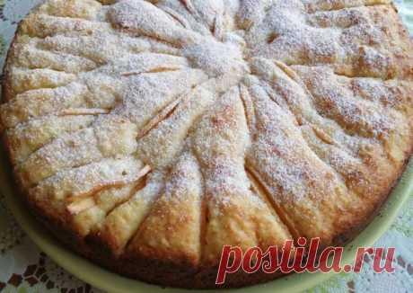 Творожная шарлотка - пошаговый рецепт с фото. Автор рецепта Alena Krasilnikova . - Cookpad
