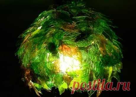 На зеленый свет Модная одежда и дизайн интерьера своими руками