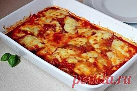 Куриные грудки по-итальянски - Кулинарный рецепт - Повар в доме