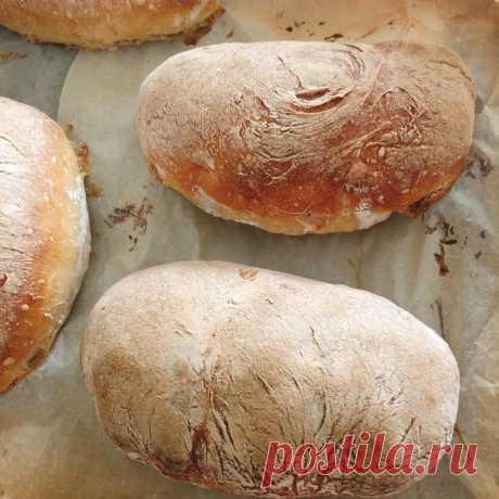 Домашний хлеб - рецепт из французской булочной | Вкусно и Красиво | Яндекс Дзен