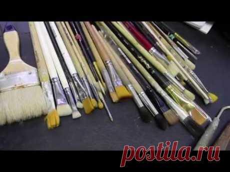 Какие инструменты нужны художнику