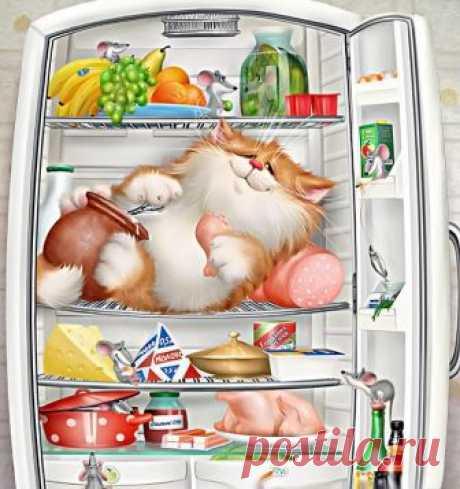 Эти продукты нельзя хранить в холодильнике!  Хозяйки привыкли многие продукты хранить в холодильнике, между тем, далеко не все из них отлично переносят низкие температуры. В частности, речь идет о фруктах и овощах, но… обо всем по порядку. Прод…