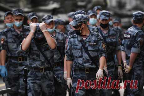 В Росгвардии отреагировали на драку с десантниками в Москве: Полиция и спецслужбы: Силовые структуры: Lenta.ru