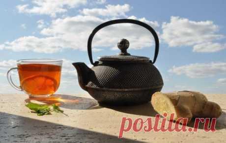 Рецепты приготовления чая для укрепления иммунитета..