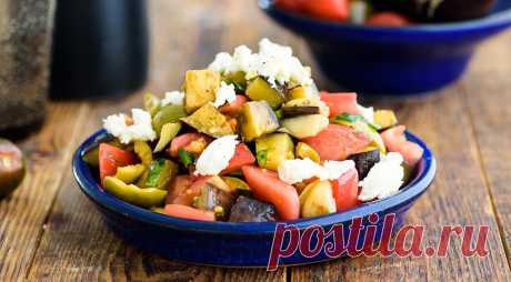 Экономная хозяйка: 5 вкусных блюд из баклажанов