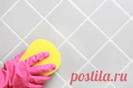 Чистка плитки и межплиточных швов. Способы очистки плитки и межплиточных швов