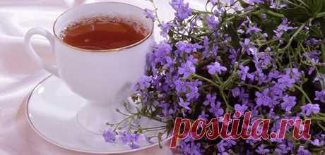 Этот чай нужно пить всем, хотя бы раз в неделю!