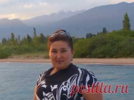 Шынар Амирова