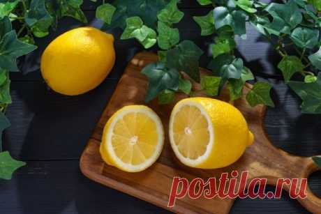 Лимон – лечебные свойства и вред - Упражнения и похудение