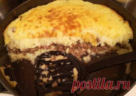 (3) Картофельная запеканка с мясным фаршем - пошаговый рецепт с фото. Автор рецепта Дарья Чечухина . - Cookpad