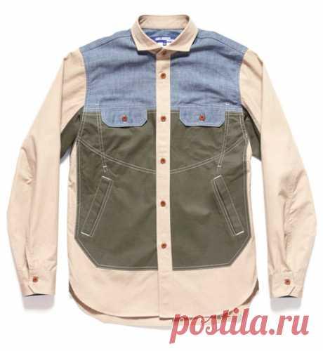 Japanese Safari Shirt